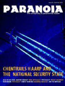Paranoia Magazine Issue #61 - Summer 2015 - 2856629152