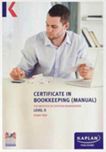 Icb Level II Certicate In Bookkeeping - Text - 2846079568