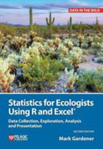 Statistics For Ecologists Using R And Excel - 2849525277