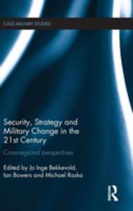 Security Strategy & Military Change In T - 2848187816