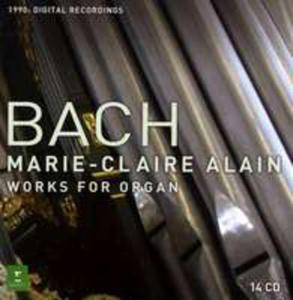 Bach: Works For Organ - 2839276910