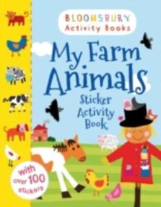 My Farm Animals Sticker Activity Book - 2840045972