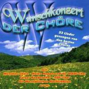 Wunschkonzert Der Choere - 2839438973