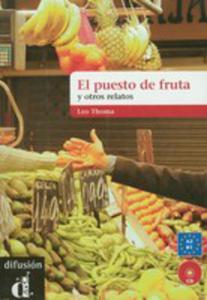 El Puesto De Fruta Y Otros Relatos + Cd - 2839282208