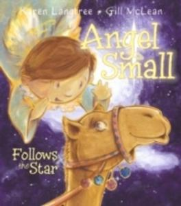 Angel Small Follows The Star - 2840404925