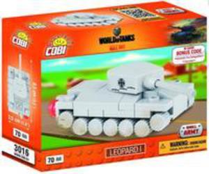 Small Army Leopard I Nano Tank - 2843984012