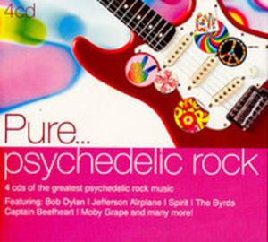 Pure. . . Psychedelic Rock - 2839356417