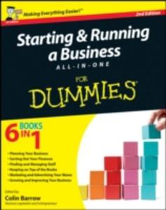 Starting And Running A Business All - In - One For Dummies - 2849508720