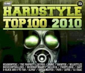 Hardstyle Top 100 2010 - 2839363497