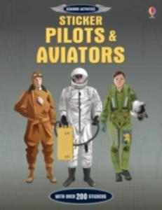 Sticker Pilots And Aviators - 2847661885