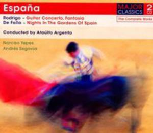 Espana: Guitar Concerto - 2839485220