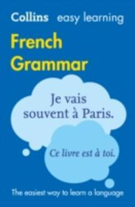 Easy Learning French Grammar - 2845352884
