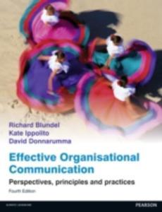 Effective Organisational Communication - 2849493238