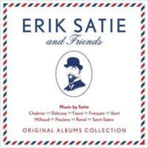 Erik Satie & Friends - Original Albums Collection - 2840352267