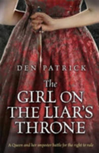 The Girl On The Liar's Throne - 2841499924