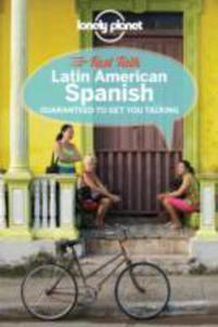 Lonely Planet Fast Talk Latin American Spanish - 2839911480