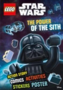 Lego Star Wars The Power Of The Sith Activity Book With Stickers - 2840242325