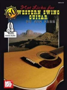60 Hot Licks For Western Swing Guitar - 2860510905