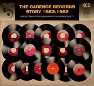 Cadence Records Story.. - 2840333682