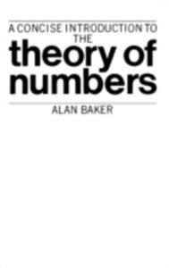 A Concise Introduction To The Theory Of Numbers - 2849914695