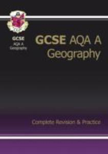 Gcse Geography Aqa A Complete Revision & Practice - 2860050740