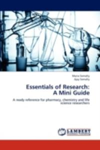 Essentials Of Research - 2874014123