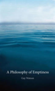 A Philosophy Of Emptiness - 2839978929