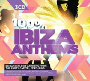 100% Ibiza Anthems - 2870166354