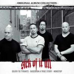 Original Album Collection (Death To Tyrants / Based On A True Story / Nonstop) - 2840050706