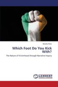 Which Foot Do You Kick With? - 2860667995