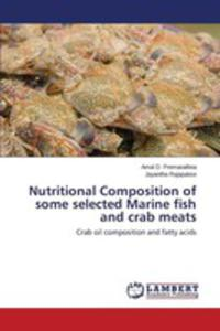 Nutritional Composition Of Some Selected Marine Fish And Crab Meats - 2857250300