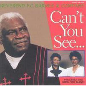 Can't You See: Live In Atlanta - 2839832316