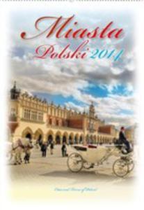 Kalendarz 2014 Rw 3 Miasta Polski - 2839381369