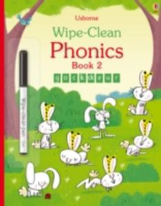 Wipe - Clean Phonics - 2860422369