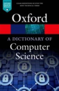 A Dictionary Of Computer Science - 2843964787