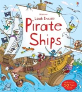 Look Inside A Pirate Ship - 2847656507