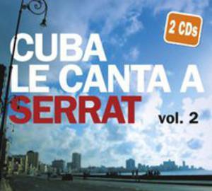 Cuba Le Canta A Serrat 2 - 2839433025