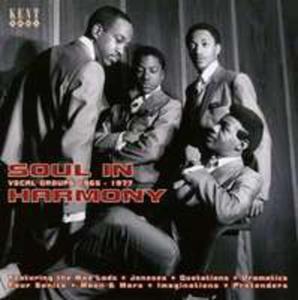 Soul In Harmony - 2844421943