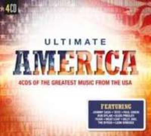 Ultimate America / Various (Uk) - 2840349616