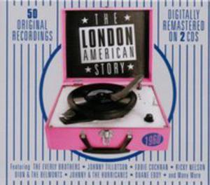 London American Story 1960 / Różni Wykonawcy - 2839714273