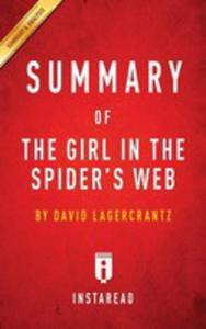 Summary Of The Girl In The Spider's Web - 2852921613