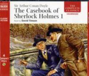 Casebook Of Sherlock Holm - 2840118712