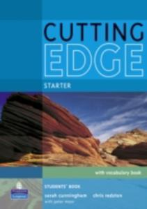 Cutting Edge Starter Student's Book (Standalone) - 2860064809