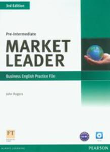 Market Leader 3rd Ed Pre-intermediate Business English Practice File - 2839285974