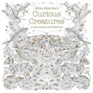 Millie Marotta's Curious Creatures - 2841721845