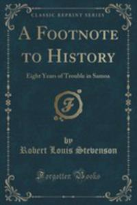 A Footnote To History - 2852897809