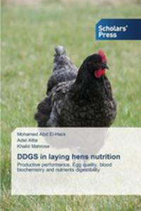 Ddgs In Laying Hens Nutrition - 2857252162