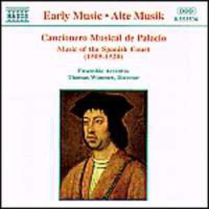 Cancionero Musical De Palacio - 2839194060