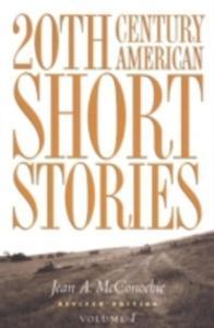 20th Century American Short Stories - 2840011352