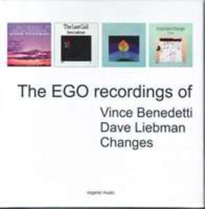 Ego Recordings Of - 2840444466